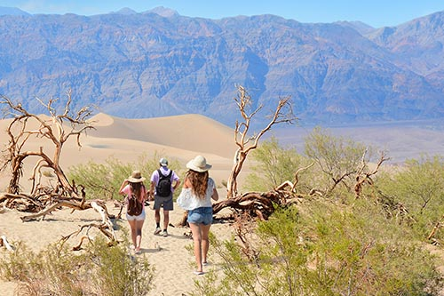Stovepipe wells death valley rv and camping
